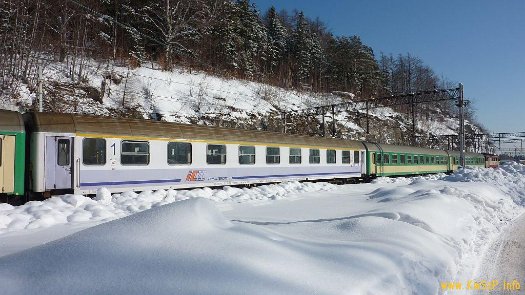 Szklarska Poręba Górna wagon 111Arow